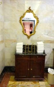 bathroom grand hotel vienna