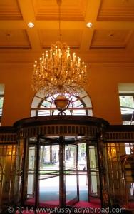 entrance grand hotel