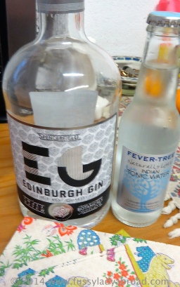 edinburgh gin fever tree tonic
