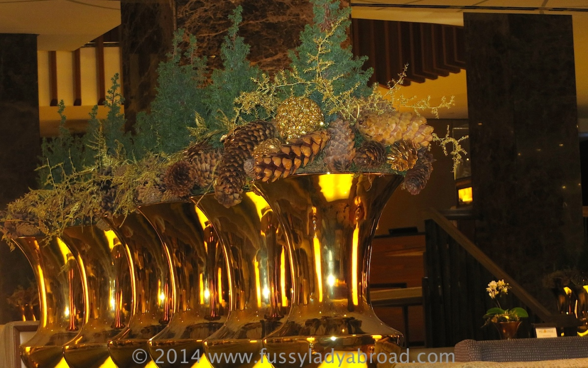 Lobby Lounge, Ritz Carlton, Vienna